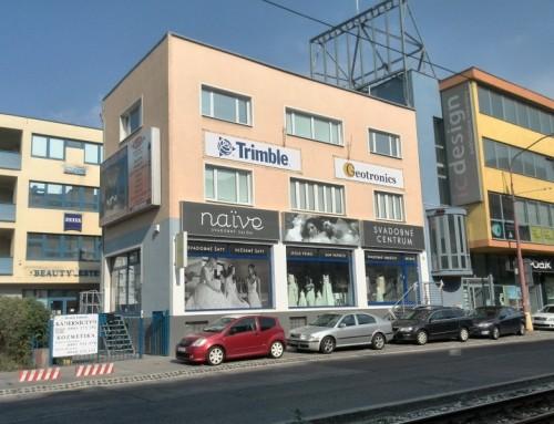 Zmena sídla Geotronics Slovakia, s.r.o.