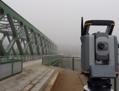 Zaťažovacia skúška Starého mosta